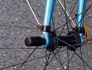 自転車の 自転車 ライト 台座 : 自転車生活研究室 - フロント ...